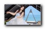柳岩 最新宽屏壁纸2017/12/09