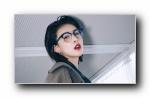 贾青 最新宽屏壁纸