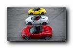 2018 Alfa Romeo 4C Coupe and Spider(阿尔法 罗密欧)