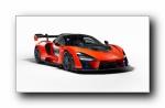 2018 McLaren Senna(�~�P���{超跑)