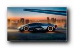 2017 Lamborghini �m博基尼 Terzo Millennio