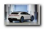 2018 Porsche Mission E Cross Turismo(保时捷电动跑车)