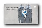 辛巴狗神经语录可爱卡通宽屏壁纸第20弹