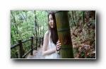 张慧雯 美女明星宽屏壁纸 2018/05/29