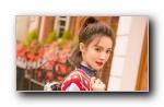 金晨 美女明星宽屏壁纸 2018/06/13