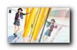 金晨 美女明星宽屏壁纸 2018/06/14