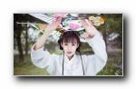 郑合惠子 宽屏壁纸