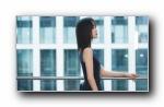 蓝盈莹 美女明星宽屏壁纸 2018/11/07