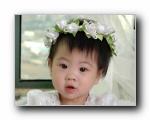 可爱婴儿宝贝壁纸