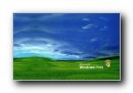 Windows Vista简约风格壁纸(宽屏)