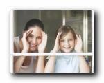 人物写真系列 快乐生活、幸福家庭