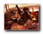 2008年2月月历 游戏