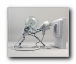 3D立体机械人壁纸
