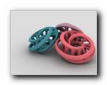 精选立体3D壁纸 (二)