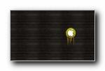 木质苹果宽屏壁纸 1440x900