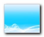 蓝色主题精美设计壁纸