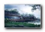 建筑园林 宽屏壁纸