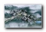 建筑园林 宽屏壁纸 (三)