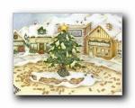 Debbie Mumm 圣诞绘本 : Home for the Holidays