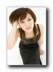 清纯黑裙MM写真