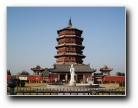 祖国风光壁纸-中国古塔