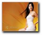 全智贤17茶广告壁纸
