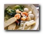 精美海鲜食物壁纸