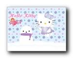 Hello Kitty 壁纸专辑