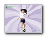 世界杯之足球宝贝黄圣依