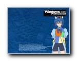 windows美眉壁纸