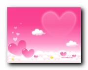 情人节卡通唯美壁纸