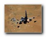 尖端军事战机壁纸