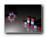 立方体设计壁纸系列二