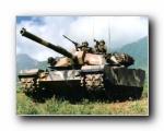 坦克与战士