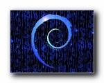 Debian Linux系统壁纸