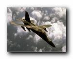 F-111土豚战斗轰炸机