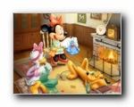 迪士尼 米奇老鼠壁纸