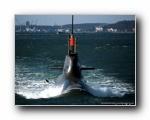 212常规动力潜艇壁纸