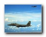 战机空对空导弹壁纸