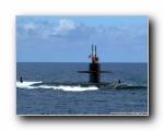 洛杉矶攻击核潜艇壁纸
