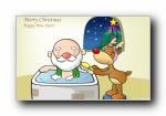 圣诞节矢量插画