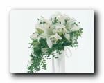 婚礼的花艺壁纸