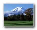 富士山风光壁纸  1600*1200