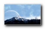 超酷艺术风光PSP壁纸