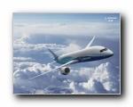 波音飞机官方壁纸